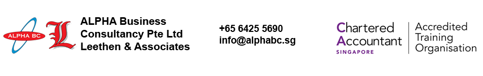 ALPHA Business Consultancy Pte Ltd