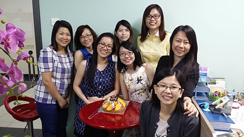 Birthday Party – ALPHA Business Consultancy Pte Ltd