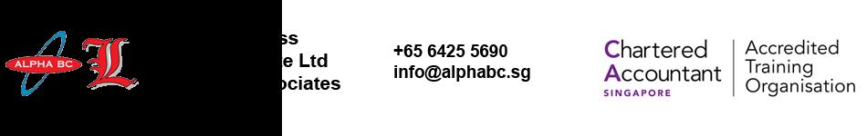 ALPHA Business Consultancy Pte Ltd